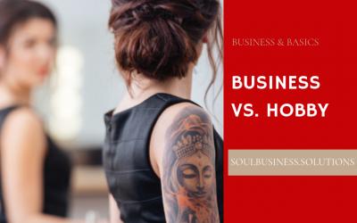 25 Hinweise, dass dein Business noch einen Hobby-Status hat